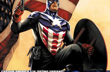 CAPTAIN AMERICA ( HERO )