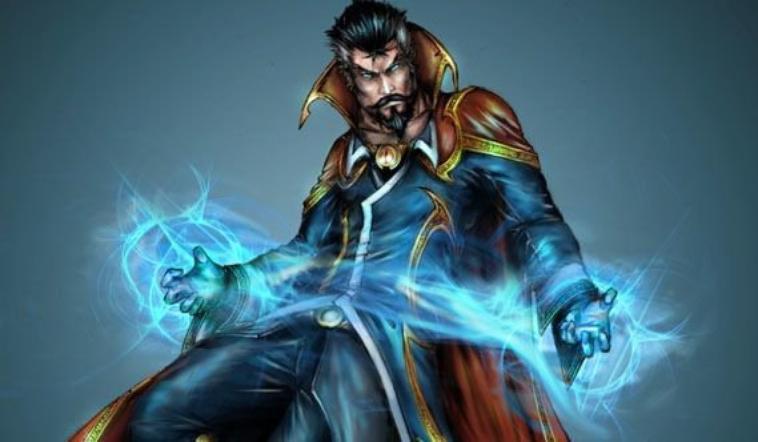 DR STRANGE ( HERO )