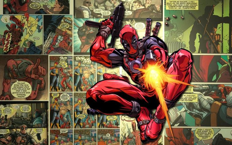 DEADPOOL ( ANTI HERO )