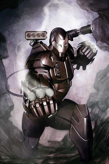 WAR MACHINE ( HERO )