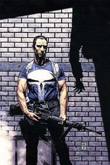 LE PUNISHER ( HERO )