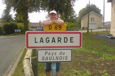Lagarde  ( France )
