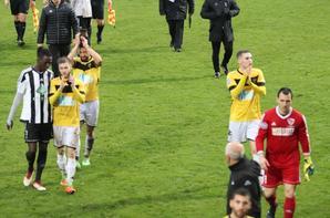 STADE BORDELAIS - STADE MONTOIS : 0 - 0