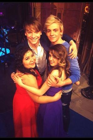 """Austin & Ally"" Season 3 Wrap Party"