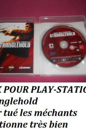 JEUX PC ET JEUX PS3