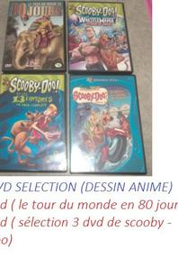 DVD FILM / DVD DESSIN ANIME