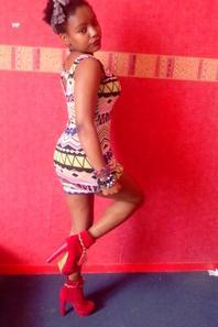 moi en mode féminine