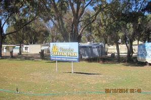 Cervantes à 260 km de Perth