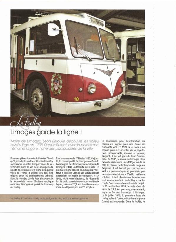 Trollez-Bus LIMOGES