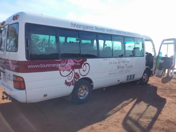 "margaret river "" tour operator "" wine tours"