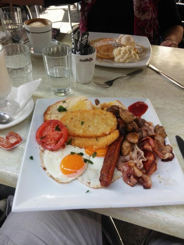 Pause Café- déjener