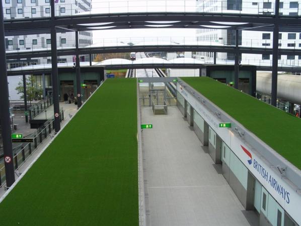 Arriver LONDRE  GATWICK AIRPORT