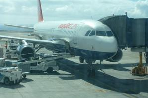 Gatwick Airport to London  -  Santa-Cruz de Tenerife (sud)