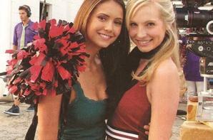 Elena et ses deux meilleures amies