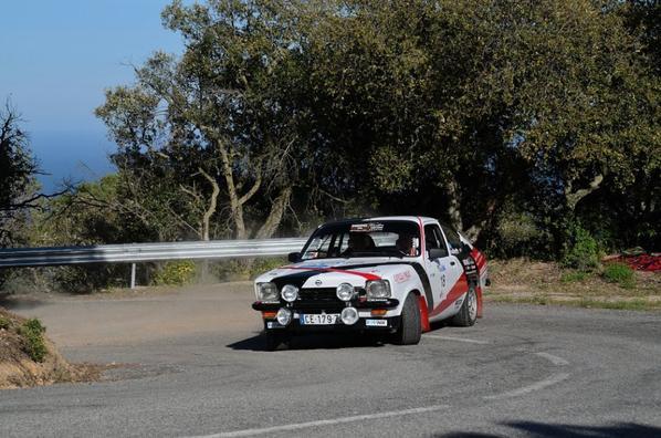 Rallye Girona Catalogne