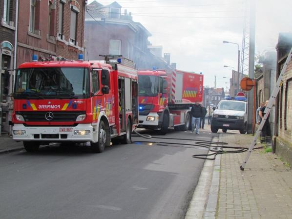 INCENDIE OUGREE