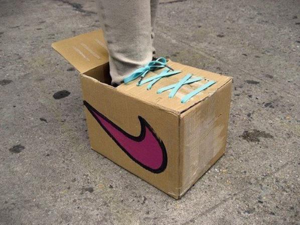 Jordan et Nike