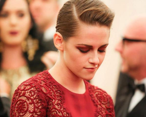 Kristen Stewart au Met Gala - le 06/05/2013