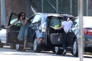 Kristen ; Impliquée dans un léger accident à Los Angeles (03.05.13)