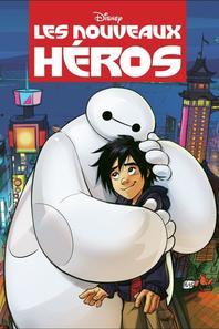 Mes livres sur Big Hero 6.