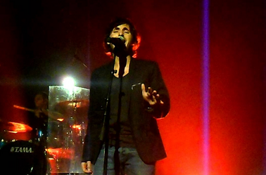 Mickael Miro en concert