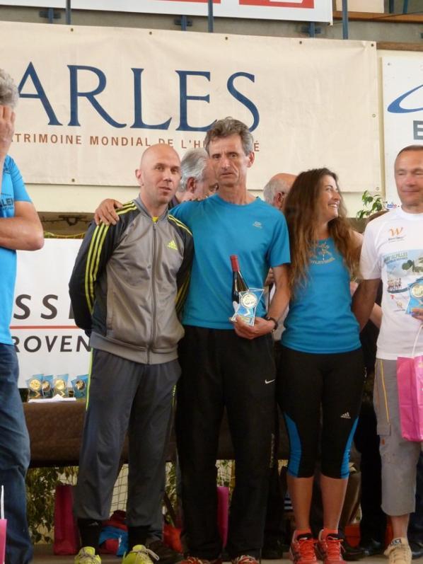 semi marathon arles alpilles (27/04/2014)