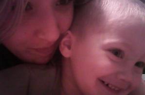 Mes z'amours de neuveus et niece (les enfants de mon grd frere <3