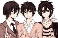 mes personnages préféré !!