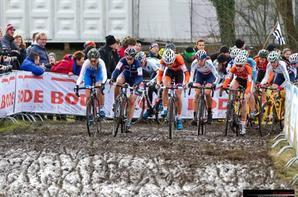 Championnats du Monde de Cyclo-Cross 2014 dames
