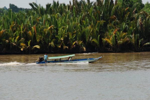 le mekong au vietnam