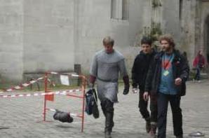 lieu du tournage de la série Merlin