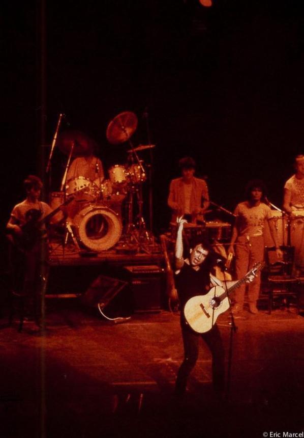 Casino de PARIS 10 FEVRIER 1984