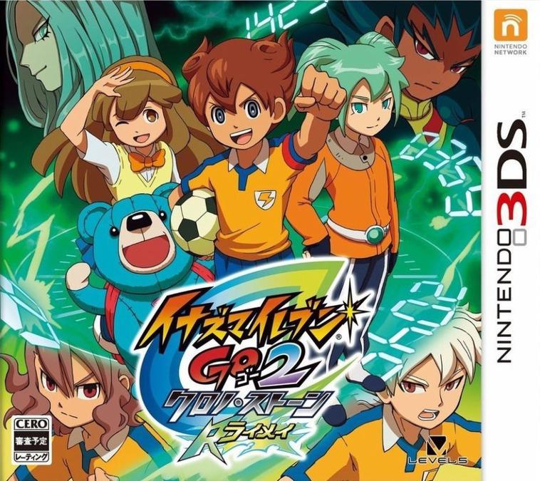 BIG NEWS : les jeux Inazuma Eleven Chrono Stones sortent en mars !