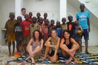 Nos volontaires d'aout et de septembre, Sénégal octobre 2013