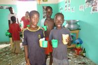 Remerciement Sénégal octobre 2013