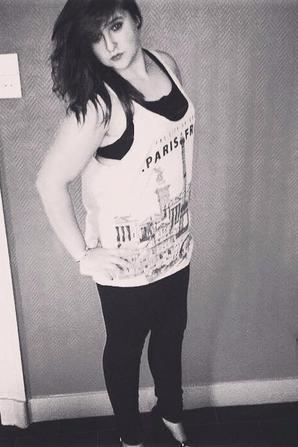 J'ai pas le corps parfait mais j'ai le c½ur parfait!