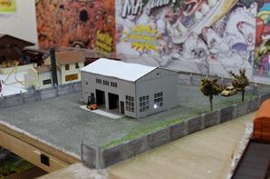 Terrain atelier soudure