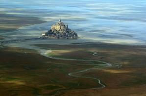 La Baie St Michel ou La Baie du Mont St Michel
