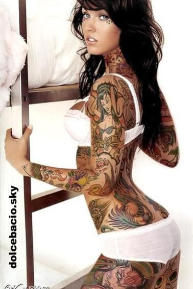 *~°~* Full Body Tatto *~°~*