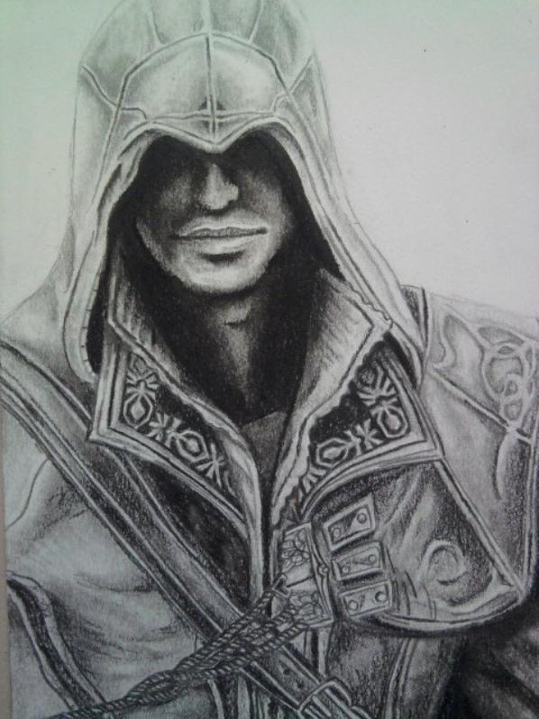 Ezio Assassin's creed