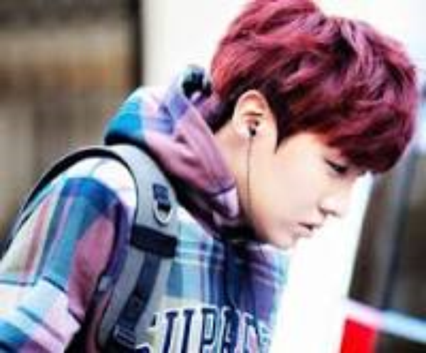 Happy Jhope Day 18/02/94
