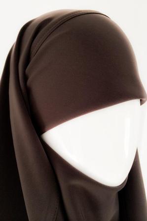 Jilbab 2 pièces marque #Perle_Cacher