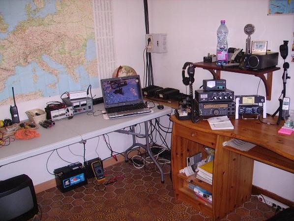 le solaire dans le shack radio