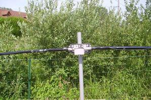 Antenne Dipôle Rotatif 20M