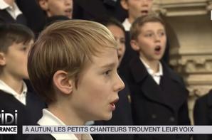 LE FEUILLETON : À Autun, les petits chanteurs trouvent leur voix en images (5/11)