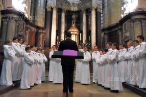 Saint-Jean-de-Losne : le retour des Petits Chanteurs