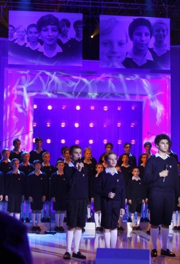 La Chorale des petits chanteurs 2009 en images (3/4)