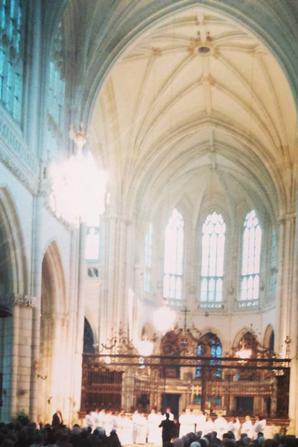 Abbaye St Riquier mardi 2 juin 2015