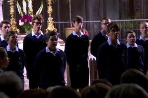 Les Petits Chanteurs à la Croix de Bois à Pont à Mousson en images (4/5)