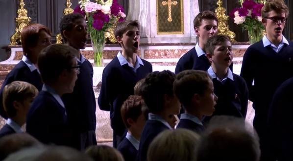 Les Petits Chanteurs à la Croix de Bois à Pont à Mousson en images (5/5)